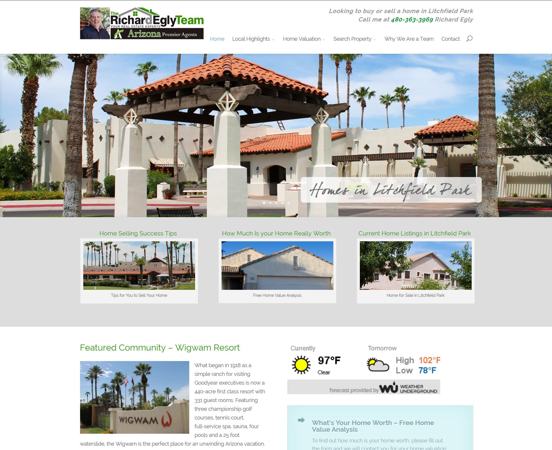 Portfolio Novatek Web Design